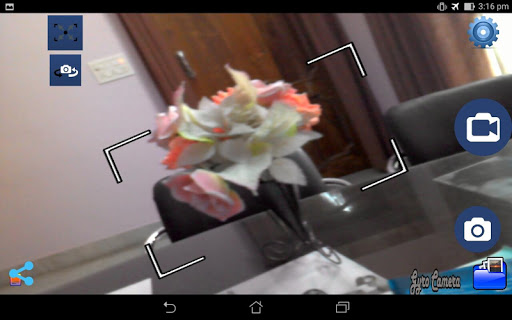 Gyro Camera