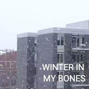 Cover Art for song Winter in my bones