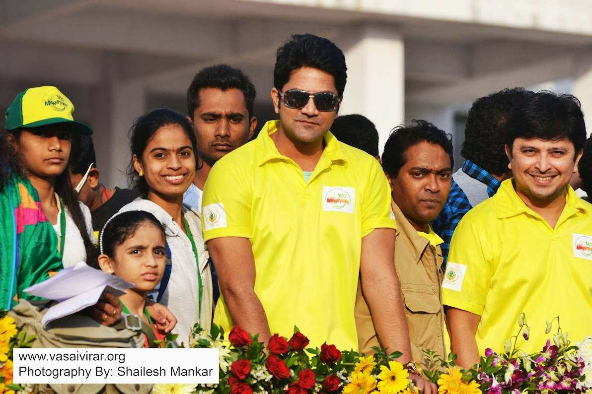 Vasai-Virar Marathon Photos 2014