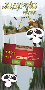 Jumping Panda screenshot 1