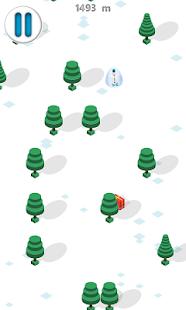 Snowman Ski - náhled