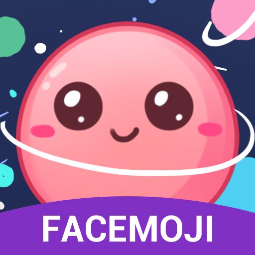 Pink Lady Emoji Sticker