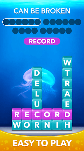 Word Piles - Search & Connect the Stack Word Games screenshot 1