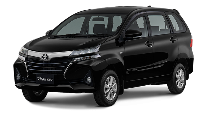 Toyota New Avanza black colour