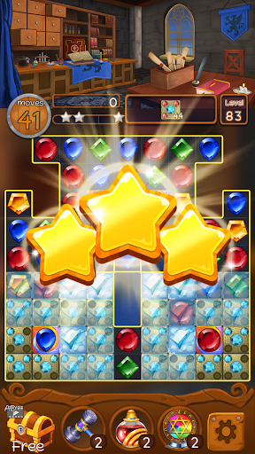 Jewels Magic Kingdom: Match-3 puzzle 1.1.6 screenshots 8