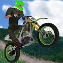 Motocross Bike Race 3D icon