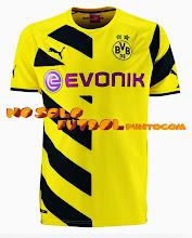 Photo: Borussia Dortmund 1ª * Camiseta Manga Corta * Camiseta Niño con pantalón