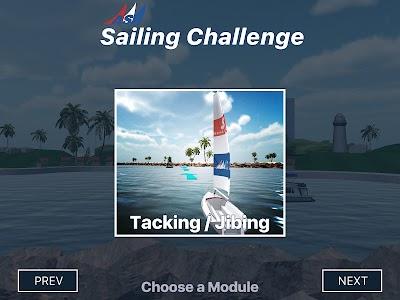 ASA's Sailing Challenge v0.9