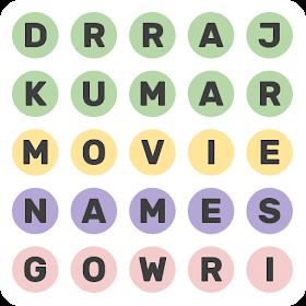 Find Dr Raj Kumar Movie names