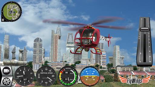 Helicopter Simulator 2016 Free  screenshots 4