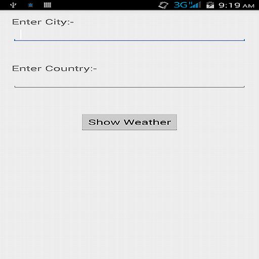 Mausam 天氣 App LOGO-APP試玩