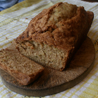 Recipe | Courgette bread