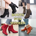 Boots for Women icon