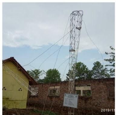 Kejari Pringsewu Segera Usut Ambruknya Tower Pekon Purwodadi, Sudah Puldata Pulbaket
