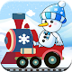Download Snowman Games for Toddlers! Christmas Trains Free For PC Windows and Mac