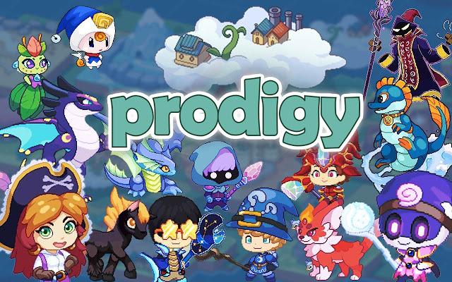 Prodigy Math Games Online