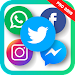 Social Media 2019 Pro - All In One icon