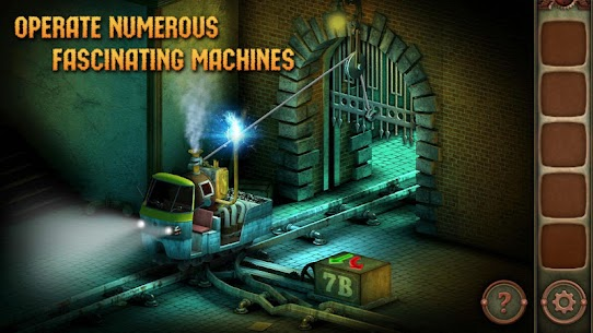 Escape Machine City 1.24 (Premium) MOD Apk 4