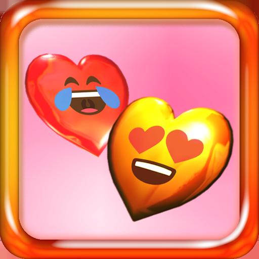 Hover Hearts 3D Live Wallpaper