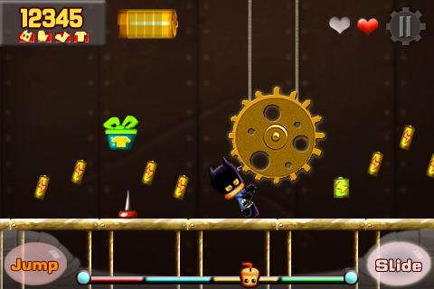 iRunner screenshot 3