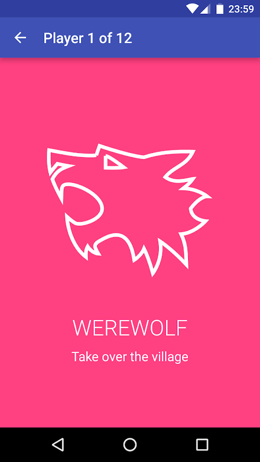 Werewolf- screenshot