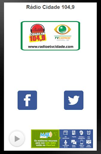 Rádio Cidade 104 9