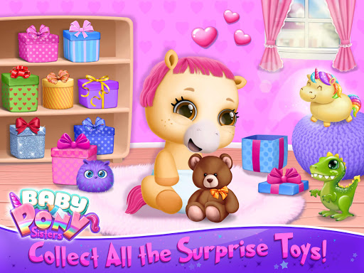 Baby Pony Sisters - Virtual Pet Care & Horse Nanny 5.0.14002 screenshots 13