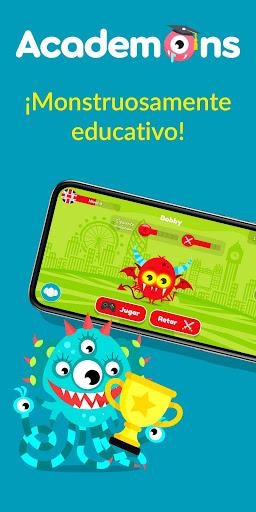 Academons - Primaria juegos educativos  screenshots 8