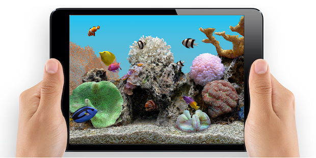 Marine Aquarium 3.3 PRO Screenshot