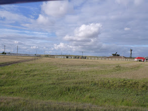 Photo: Vojenská základna...