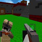 Blocky Gun Warfare icon