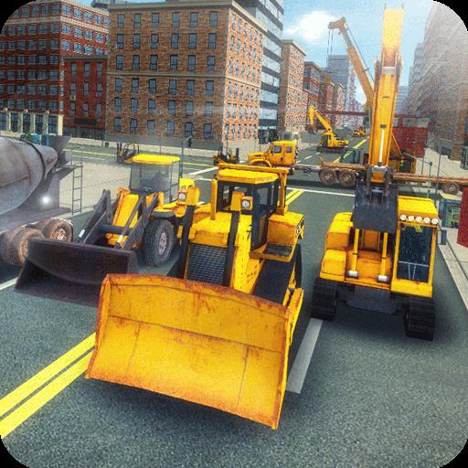 City Builder 16 Bridge Builder 模擬 App LOGO-APP開箱王
