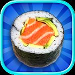 Japanese Sushi: Kids Food Game Icon