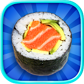 Japanese Sushi: Kids Food Game