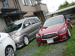 スカイライン HV37 typePのカスタム事例画像 伸弥@赤い車さんの2020年07月05日10:59の投稿
