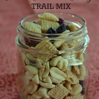 White Chocolate Cherry Trail Mix