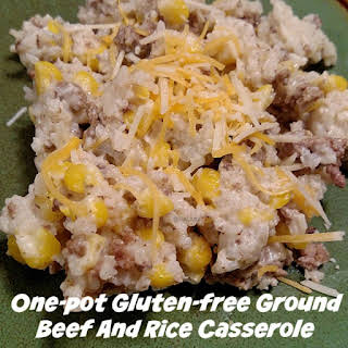 Gluten Free Ground Beef Casserole Recipes.