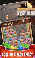 Screenshot of Skeleton City Pop War