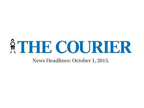 News Headlines: October 1, 2015
