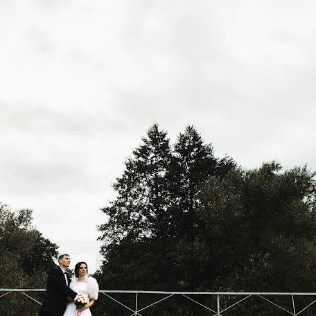 Wedding photographer Nataliya Baderyakova (koFe). Photo of 02.01.2018