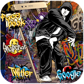 Graffiti Hip Hop Theme