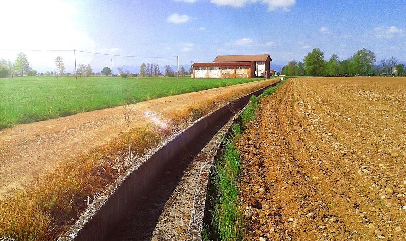 Non è facile camminare da solo nella campagna, senza meditare su qualcosa. (Charles Dickens) di _Chiara_