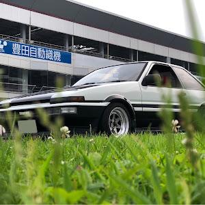 スプリンタートレノ AE86 GT-APEX 昭和62年3月生のカスタム事例画像 拓人さんの2019年08月06日21:32の投稿