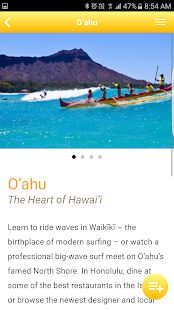 GoHawai'i- screenshot thumbnail