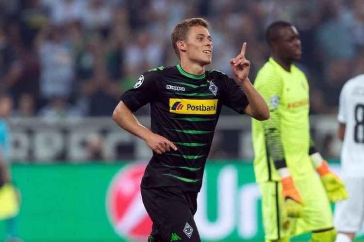 Top départ de la Bundesliga : coup d'oeil sur les Belges