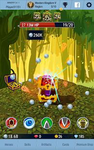 Tap Adventure Hero: RPG Idle Monster Clicker