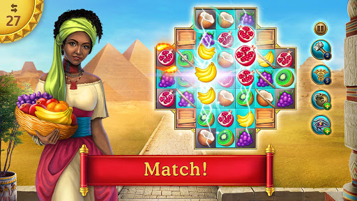 Cradle of Empires Match-3 Game 6.4.7 screenshots 1