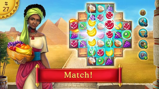 Cradle of Empires Match-3 Game 6.4.7 (Mod)