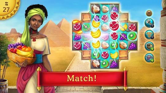 Cradle of Empires Match-3 Mod Apk 1