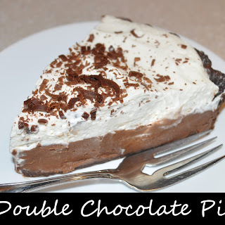 Double Crust Chocolate Pie Recipes